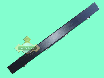 H11, Aska pool 1 butt 1 shaft hard cue case, black