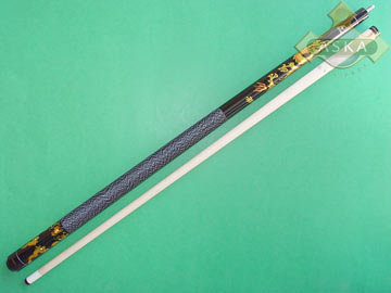 Billiard Pool Cue Stick Aska L2 Green