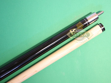 Billiard Pool Cue Stick Aska L2 Grey