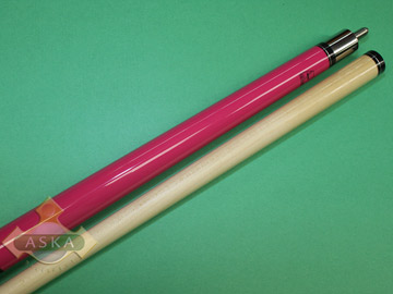 Billiard Pool Cue Stick Aska L16 Purple