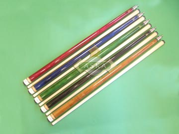Aska billiard pool cue stick Aska L3000 5 color cues set