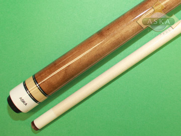 Billiard Pool Cue Stick Aska L17 Green