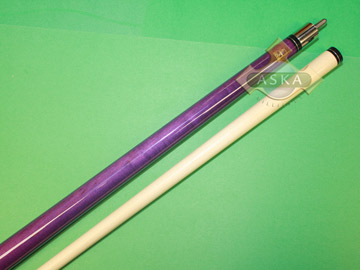 Billiard Pool Cue Stick Aska L18 Green