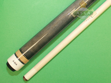 Billiard Pool Cue Stick Aska L18 Silver