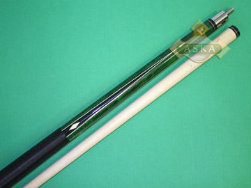 Billiard Pool Cue Stick Set Aska L3 Red + Jump Break + Cue Case 2x2