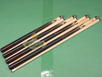 Aska LCSC Rosewood Short Cues Set