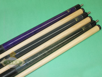 Aska LEC 3 pool cue sticks #2