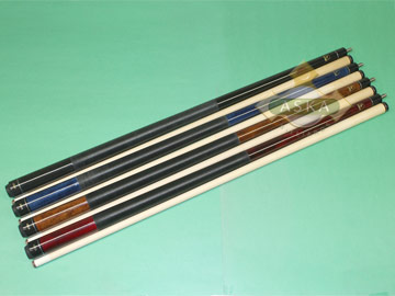 Aska LEC 4 pool cue sticks #1