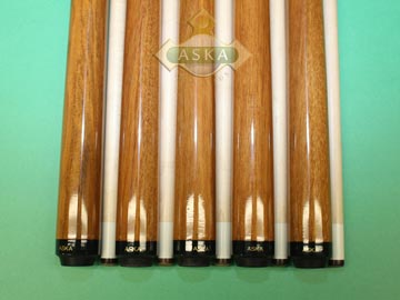 Aska Sneaky Pete SP1 5 pool cue sticks