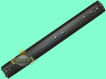 Falcon Billiard Pool Cue Case CC091B2S 1 butt 2 shafts