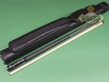 Billiard pool cue Falcon BS8 with Pool Cue Case 2x2