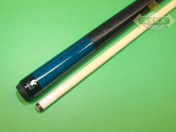 Falcon billiard pool cue stick Falcon NF1 blue