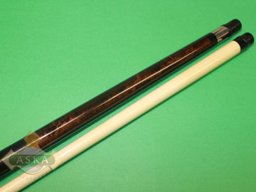 Falcon billiard pool cue stick Falcon NF1 brown