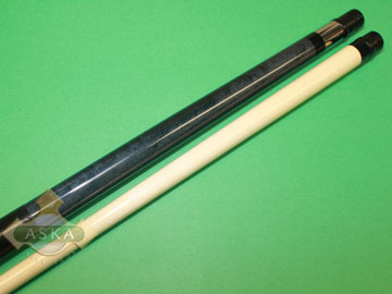 Falcon billiard pool cue stick Falcon NF1 dark grey