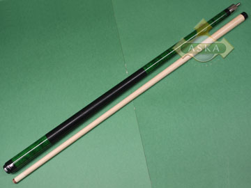 Falcon billiard pool cue stick Falcon NF1 green