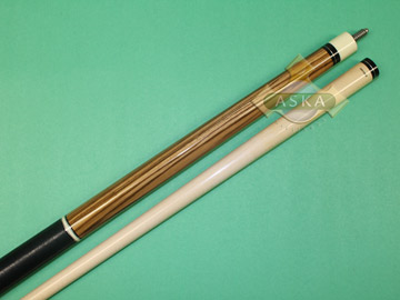 Falcon billiard pool cue Falcon RNG01Z zebrawood