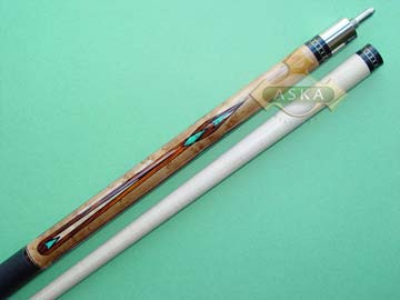 McDermott billiard pool cue stick SERPENT M67A G-Core shaft