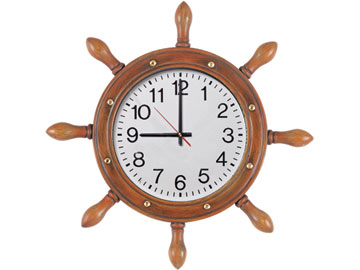 Decor, Tiffany, billiard lighting. Clock ODR304-C