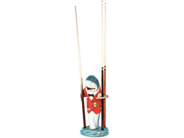 Decor, Tiffany, billiard lighting. Pool cue holder R303