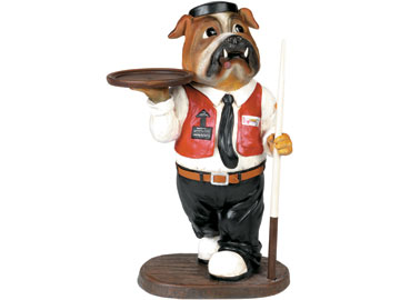 Decor, Tiffany, billiard lighting. Figurine R451