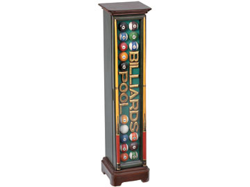 Decor, Tiffany, billiard lighting. Pool cue holder R730